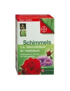 Bayer garden, schimmels o.a  meeldauw en sterreroetdauw 75 ml (Rosacur vloeibaar)