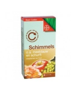 Bayer garden, schimmels o.a  meeldauw en schurft 300 gram  (microsulfo spuitzwavel)