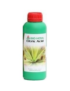Bio Nova  Citric Acid / Citroenzuur 1ltr.