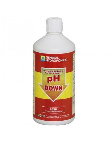 GHE pH Down (pH-) 1 liter