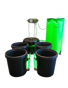 Alien Flood & Drain 6 pot 10 ltr