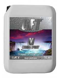 G.F.T. Magic Spray 5 Ltr.