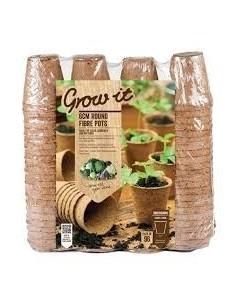 Grow-it Vezel pot rond 6 cm  (96 st.)