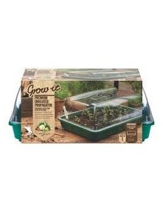 Grow-it Kweekkas onverwarmd premium 42x26 cm