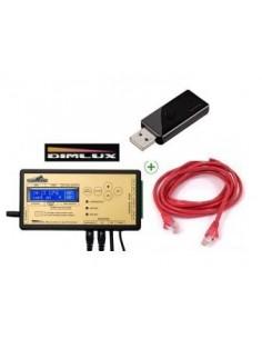 DimLux Maxi Controller EVO 1.2 + Datalog functie