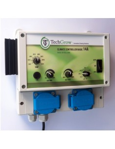 TechGrow Clima Control Basic 4,5 A  incl. sensor