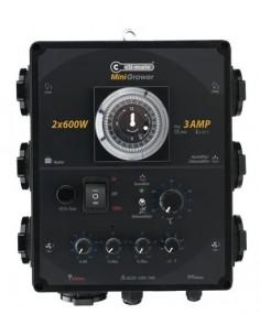 Cli-Mate Mini-Humi 2x600W 3 Amp