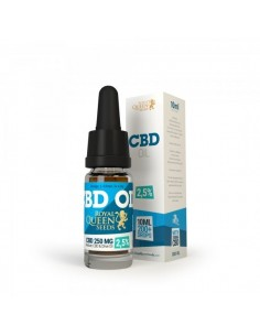 Royal Queen Seeds CBD Olie (10ml - 2,5%)