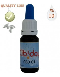 Cibiday Highly concentrated CBD 10 % 10ml