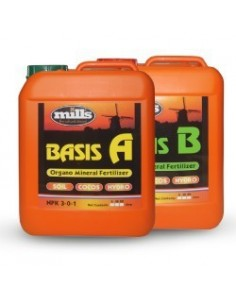 Mills Basis A&B 5ltr (10ltr)