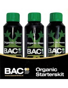 B.A.C. Organic Starterskit