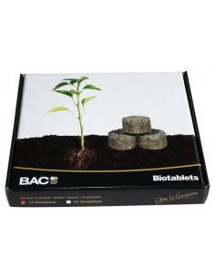 B.A.C. Biologische meststof tabletten (12 stuks)