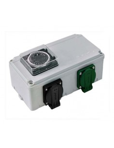 Davin Relaiskasten DV 12 2 x 600W + heater