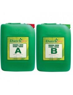 Dutchpro Hydro/Cocos Grow A&B 5ltr (10ltr)