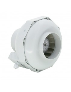 Ruck Buisventilator RKW125mm L 370 m3 + thermostaat