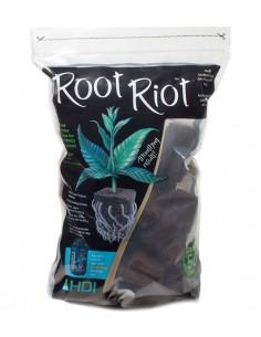 Clonex Root Riot sponzen refill bag 100 stuks