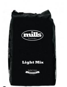 Mills Light Mix aarde
