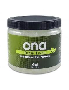 ONA GEL Fresh linen 1ltr pot
