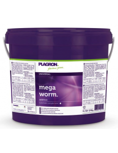 Plagron Mega worm 5 ltr.