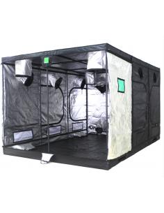 BudBox Titan 2 kweektent - 240x360x200cm zilver/Wit