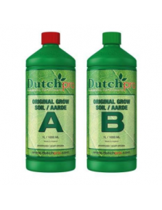 Dutchpro Aarde/Soil Grow A&B 1ltr (2ltr)