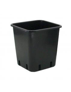 Pot square PE 5,7 ltr