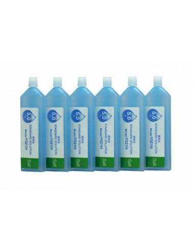Horiba LAQUAtwin calibration liquid NaCl (salt) 5,0% (6 bottles