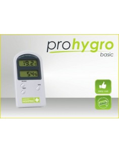 GHP Thermo-/ Hygrometer Basic