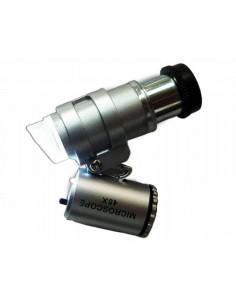 Microscoop (45x) + led verlichting