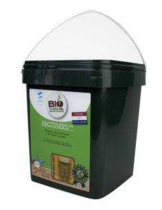 Biotabs Voedingstabletten 100 stuks (organisch)