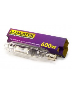 Lumatek full spectrum metal halide lamp 600 Watt