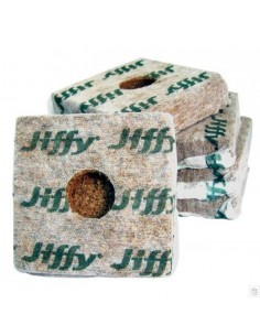 Jiffy Grow Block 10 x 10 x 6,5cm per piece