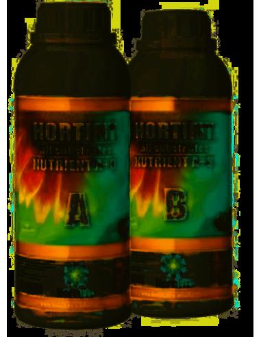 Hortifit Nutrition A+B 1 ltr (2 ltr)