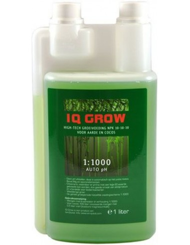 Ion Quest IQ Grow 1ltr