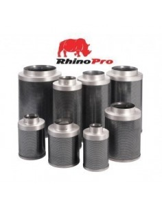 Rhino filter 2400m3 + stoffilterhoes