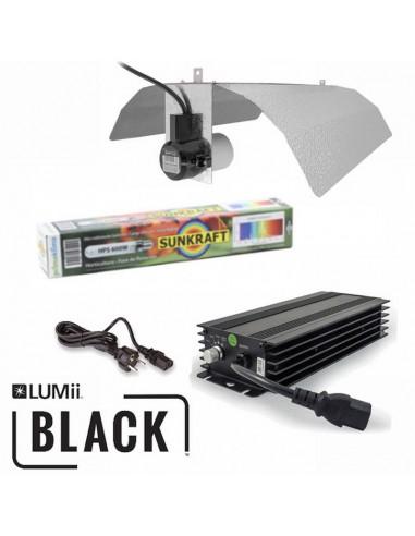 Digital DIY 600W Lumii Black Deb 600...