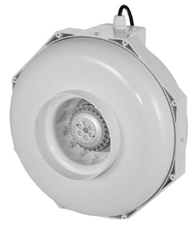 Can-Fan 4-Speed 270 m3 RK 100 LS