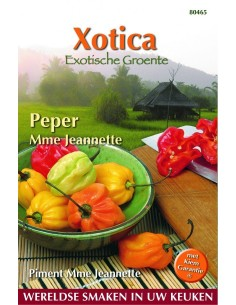 Buzzy Xotica Peper Mme Jeannette