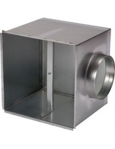 Plenumbox (va K-serie) 3500pro2 (494 x 410 mm, flens 250)