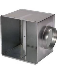 Plenumbox (va K-serie) 6000pro2 (597 x 497 mm, flens 250)