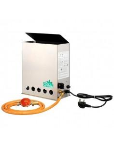 CO2 generator Biogreen propaangas 4KW