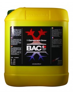 BAC 1 component Groei 10 ltr.