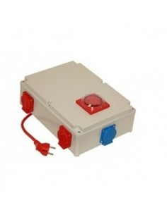 Davin Budget Relay box 4x 600W + Stove Contact