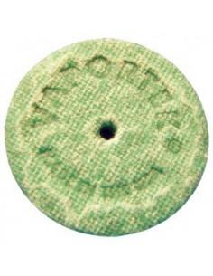 Geurdisc t.b.v. Vaportronic/Compact luchtreiniger 6 gr lemon