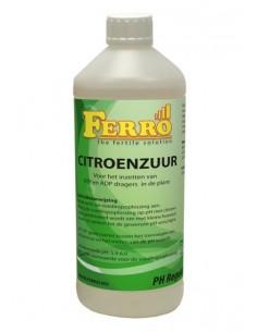 Ferro citroenzuur 1ltr