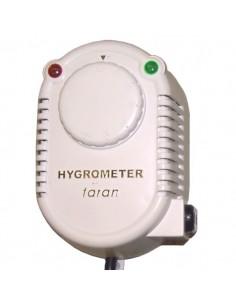 HYGROSTAAT 10-80% LUCHTVOCHTIGHEID PLUG & PLAY