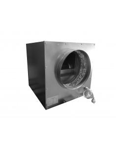Air-fan in metalen Softbox 1200m3