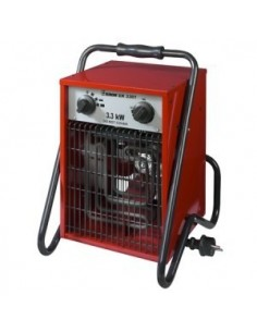 Eurom safe-T-heater 2000 metal, incl. thermost. 2000w