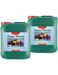 Canna Aqua Flores A&B 5 liter