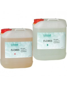 Canna Flores A&B 10ltr